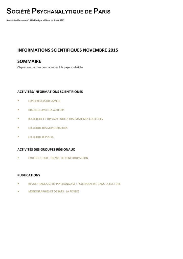 AEF-AAEF_Informations-Scientifiques_2015_Novembre