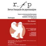 Affiche Colloque RFP 2018
