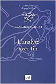L'analyse avec fin, Jean-Louis Baldacci