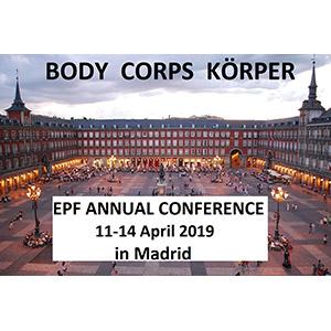 Conférence annuelle de la FPE - Madrid, 2019
