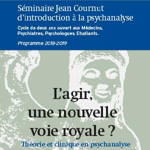 Séminaire Jean Cournut - 2018-2019