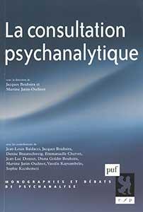 La consultation psychanlytique