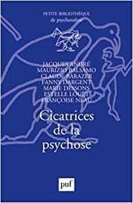 Cicatrices de la psychose sous la direction de Jacques André