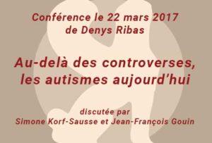 Conférence à la SPP de Denys Ribas le 22/03/2017
