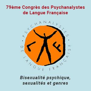 CPLF 2019 : Bisexualité psychique, sexualités et genres