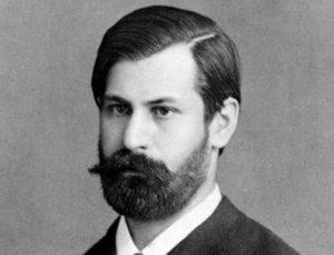 Freud vers 1890• Crédits : © Freud Museum Wien