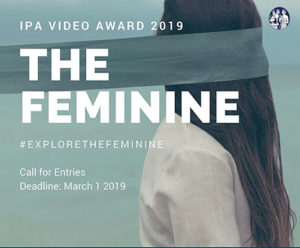 IPA video award 2019