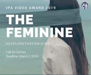 IPA video award 2019