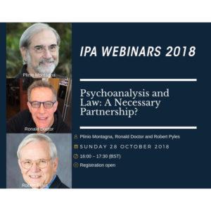 IPA Webinars 2018