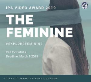 logo for IPA video award