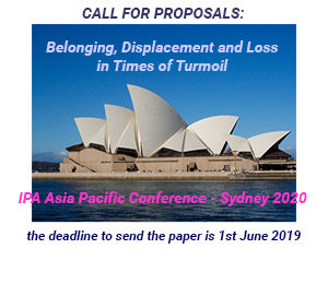 Call for Proposals Sydney 2020