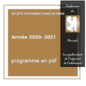SPP Conférences du mercredi 2020-2021