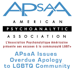 APsaA Issues Overdue Apology to LGBTQ Community