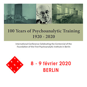 FEP 100-Years Berlin 2020